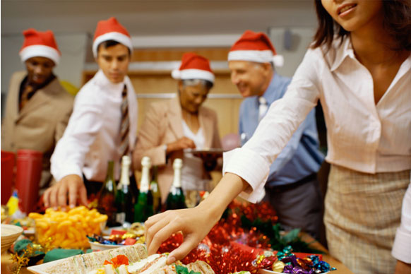A Christmas Party.Christmas Party Season A How To Survival Guide